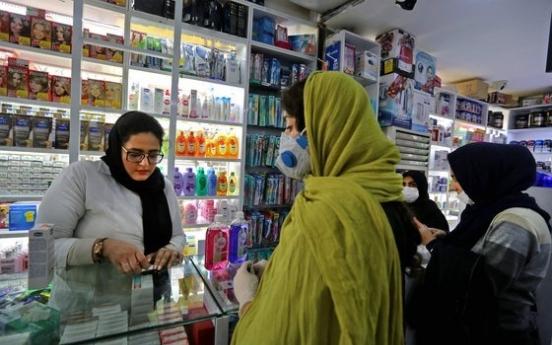 이란서 코로나 치료 위해 소독용 알코올 마셔 사망