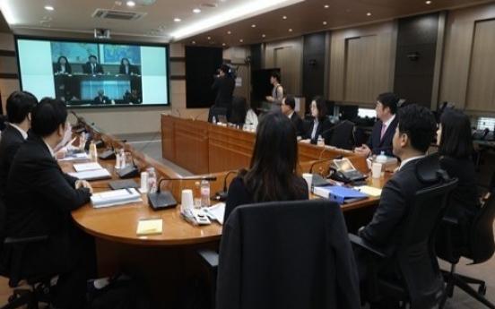 Despite worsened ties, Korea, Japan hold talks on export controls