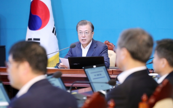 Moon orders diplomatic consultations over special entry for Korean businessmen