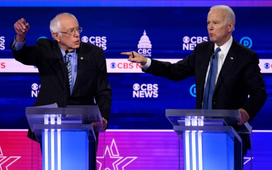 Biden racks up new primary wins over Sanders