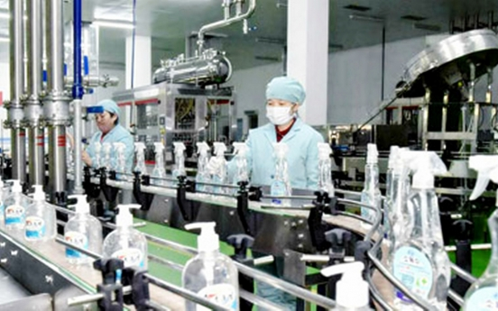 N. Korea ramping up production of masks, disinfectants amid coronavirus fears