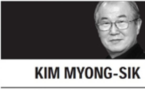 [Kim Myong-sik] Park stirs up politics in epidemic-stricken nation