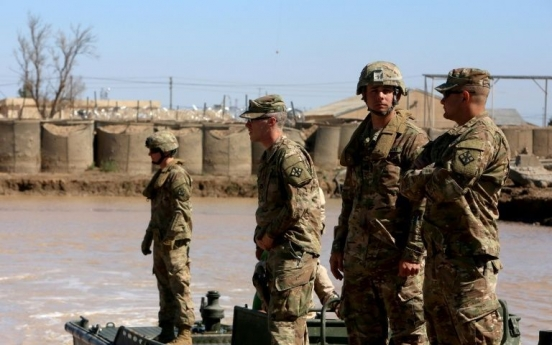 US, UK troops among 3 dead in Iraq rocket attack as US-led coalition responds