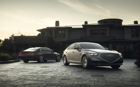 Genesis G90 rated safest sedan in US crash tests