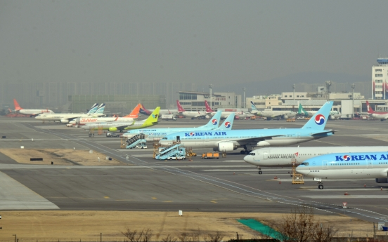 S. Korea lags behind in govt. support for virus-hit airlines