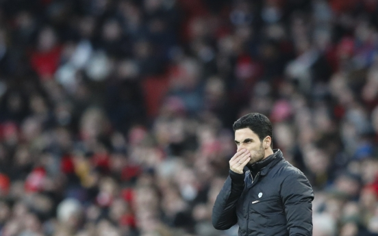 Arsenal manager Arteta tests positive for coronavirus