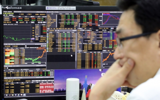 Seoul stock market crashes 6% as virus panic deepens