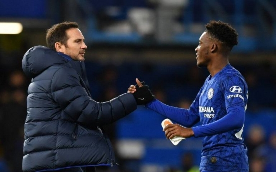 Chelsea's Hudson-Odoi becomes first Premier League player with virus