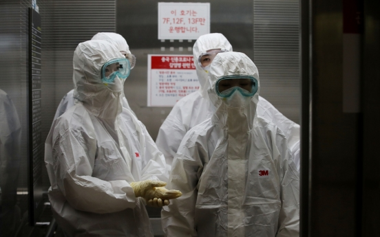 Nearly 60 coronavirus patients in critical condition