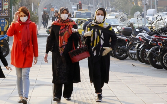 Iran reports 85 new virus deaths, taking total to 514