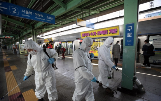 S. Korea's virus cases continue to slow, total at 8,086