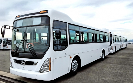 Hyundai signs $60m bus supply deal with Turkmenistan