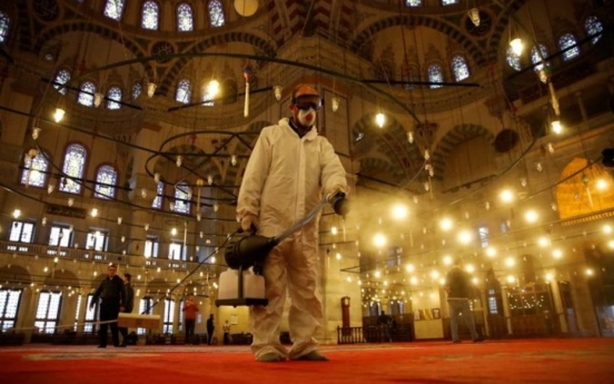 Turkey quarantines thousands of pilgrims returning from Saudi Arabia
