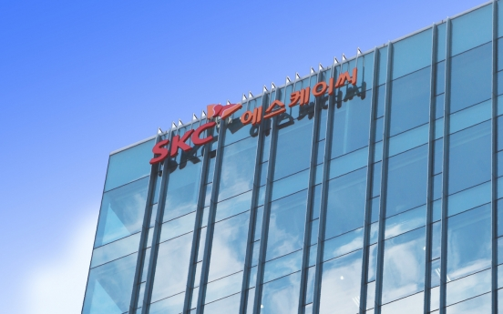 SKC sells off chemical business, secures W1tr for new investment