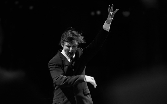 Conductor Teodor Currentzis' Korean engagement canceled due to COVID-19