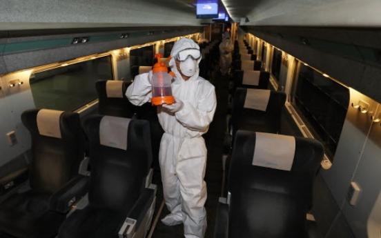 Virus threatens to hit state airport, rail, highway operators