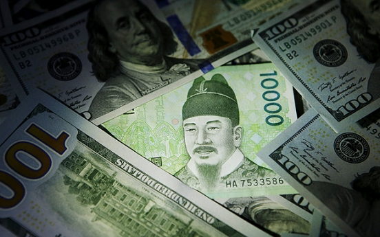 S. Korea raises cap on bank's currency forward positions