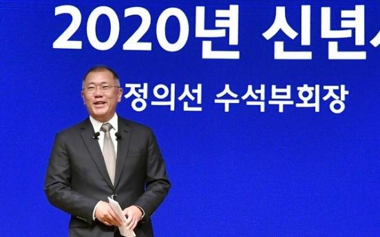 Hyundai Mobis shareholders OK heir apparent as executive director