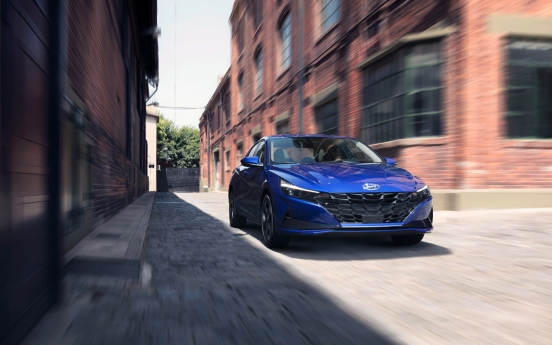 Hyundai Motor unveils all-new Avante in US
