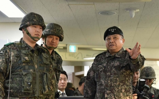 Top military officer to convene emergency meeting over series of security breaches