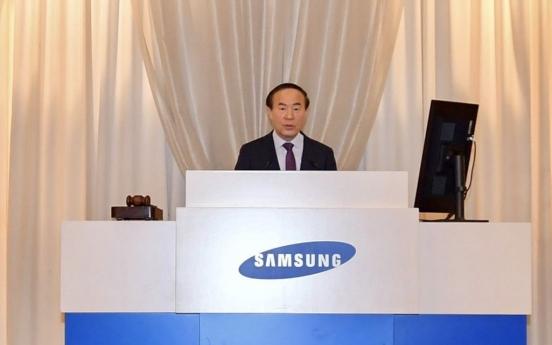 Samsung SDI president takes aim at overseas future energy market