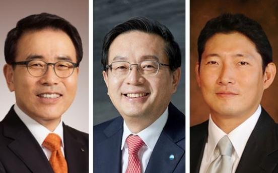 NPS to vote against chiefs of Shinhan, Woori, Hyosung