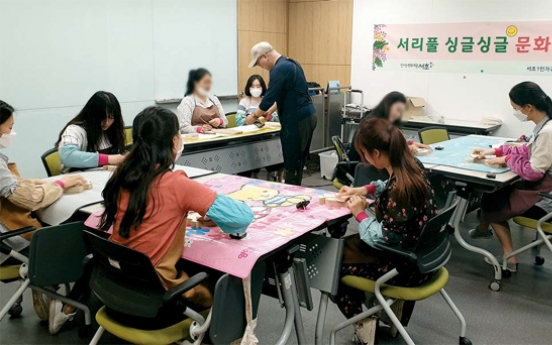 [News Focus] 8.56 million people reside alone in South Korea