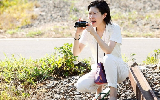 Shim Eun-kyung wins another best actress prize at Japanese film festival