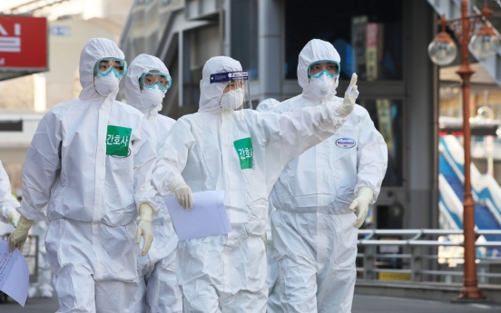 S. Korea reports uptick in new virus cases, imported infections jump