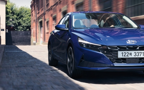 Preorders for Hyundai's new Avante accelerate on first day