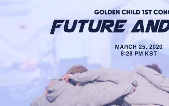 Golden Child streams concert on Twitter for fans in isolation