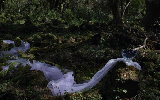 Feminist photographer Park Young-sook inspired by sacrificed 'witches'
