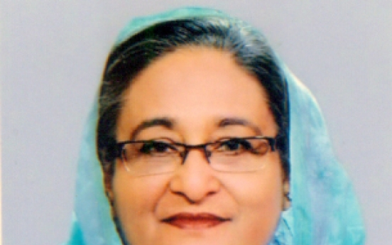 [Bangladesh] A message from the prime minister of Bangladesh