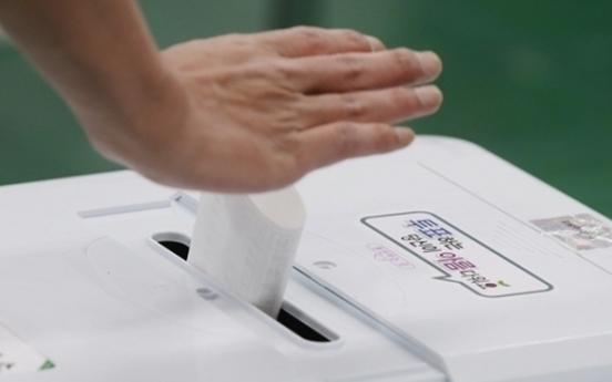 S. Korea halts overseas absentee ballot processes in 17 countries