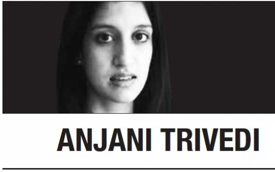 [Anjani Trivedi] Dollar squeeze coming for China Inc.