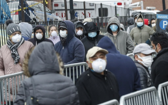 미국, 코로나19 환자수 중국 제치고 세계 1위…8만명 훌쩍 넘어