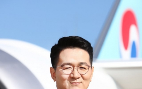 Hanjin Group Chairman Cho Won-tae reelected as executive director of Hanjin KAL