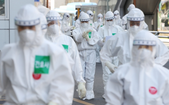 S. Korea reports 105 new virus cases to total 9,583 as fully recovered cases top 5,000