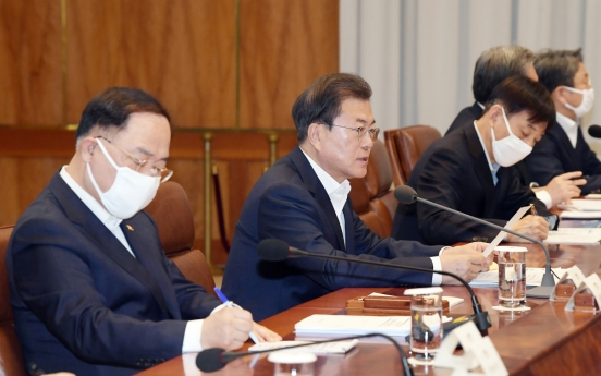 Korea mulls direct cash transfers to low-income families