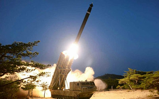 N. Korea says it tested 'super-large' multiple rocket launchers