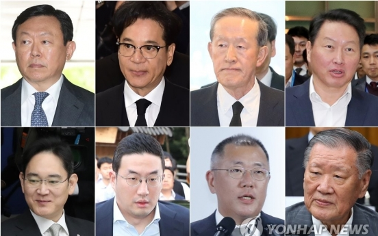 Lotte chairman highest-paid exec in S. Korea in 2019