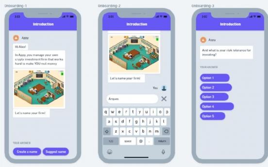 Nexon aims to bring gaming to stock exchange platform