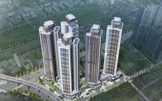 Hyundai E&C to open sales of premium residences in Daegu
