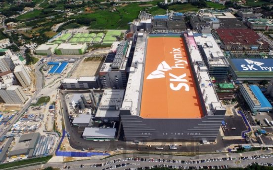 SK hynix's non-memory sales increase, while overall sales dip