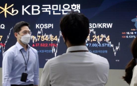 Seoul stocks spike over 2% on stimulus hopes