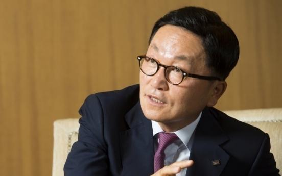 Mirae Asset chairman donates W25b in decade