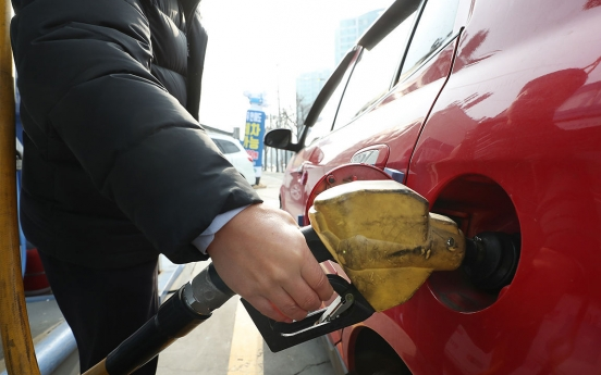 Gasoline prices dip to 1-year low