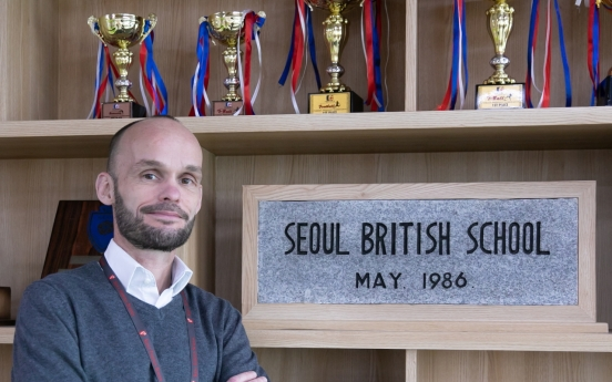 New curriculum at Seoul Foreign British School 'global minded, distinctly British'