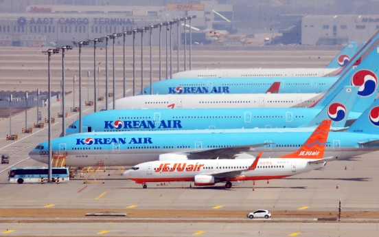 Korean Air to suspend flights to Washington amid virus fallout