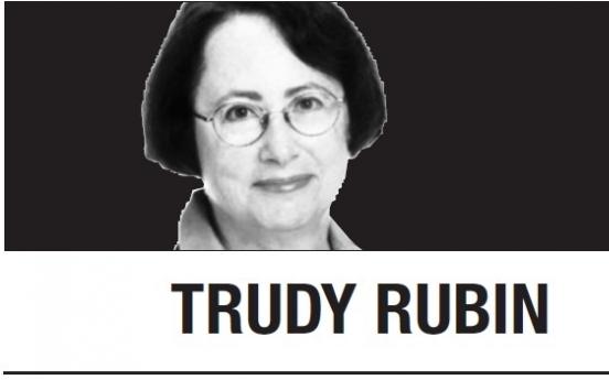 [Trudy Rubin] Data sans politics can curb virus